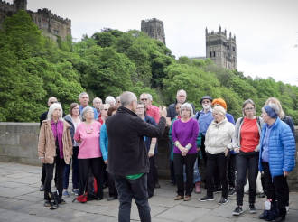 Durham Scratch Choir - Durham Big Sing 2019, The Singing Elf