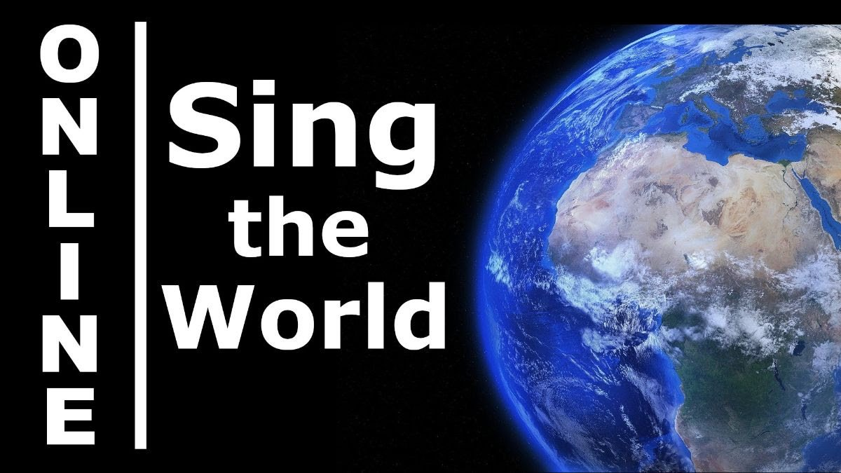 Sing the World image