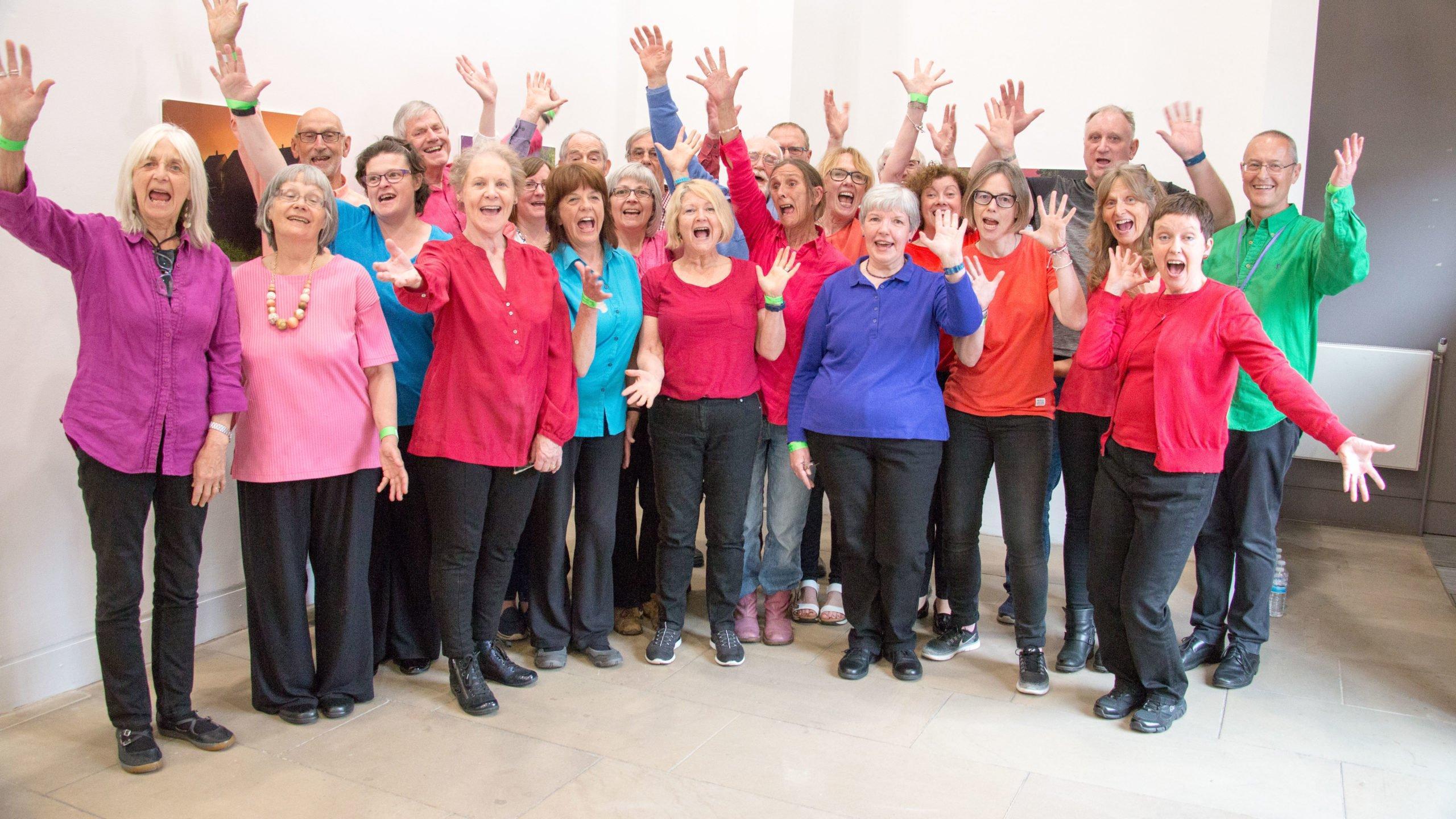 Durham Scratch Choir