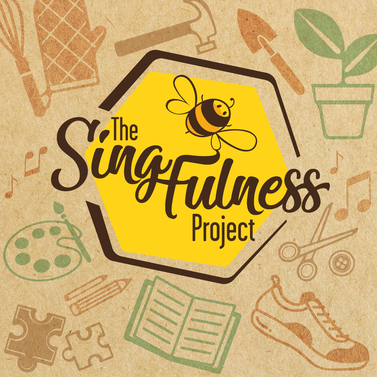 The Singfulness Project Square Logo