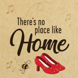 There's no place like home - online singing session