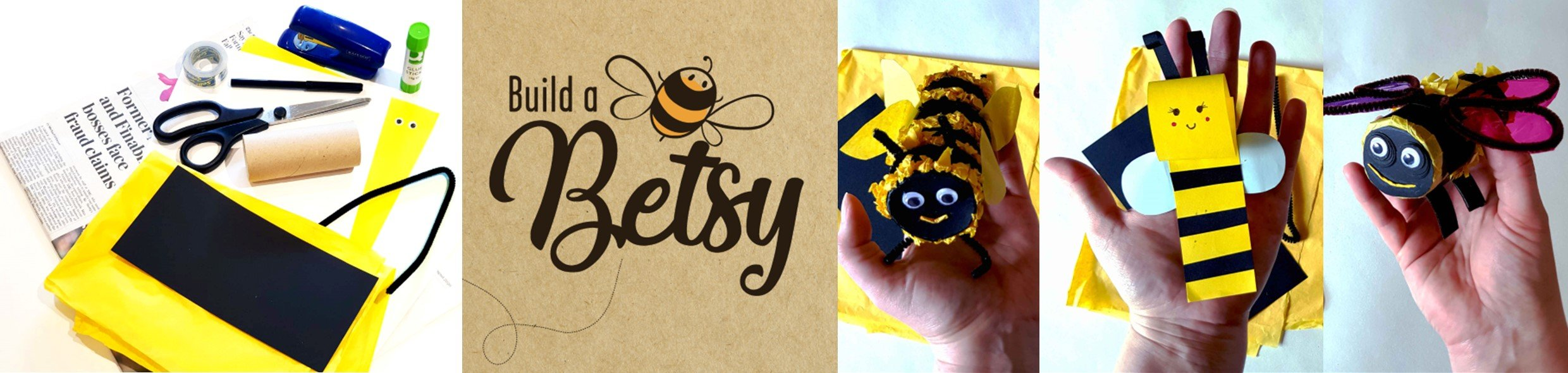 Betsy Bee Collage