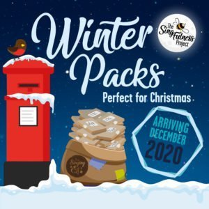 Winter Packs arriving for December 2020