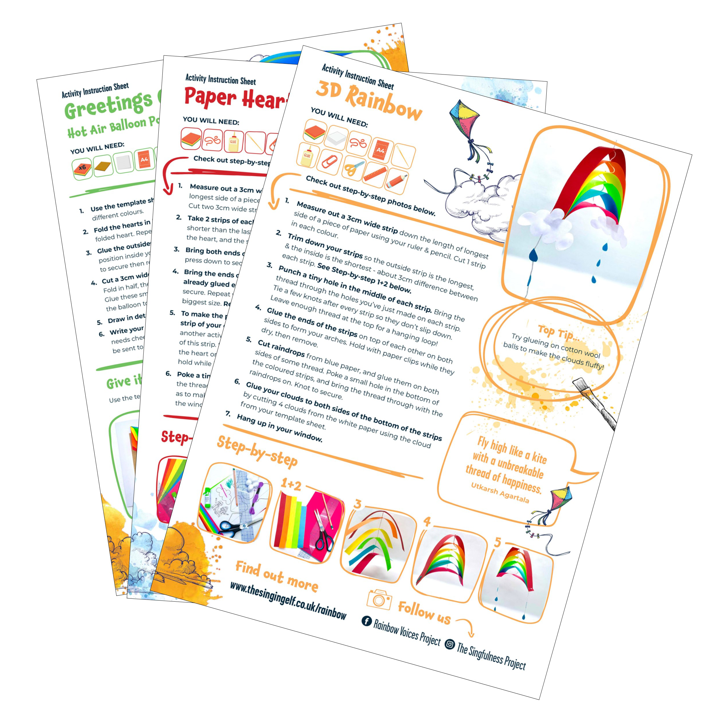 Activity Sheets Collection Image
