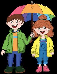 Alex & Charlie Umbrella