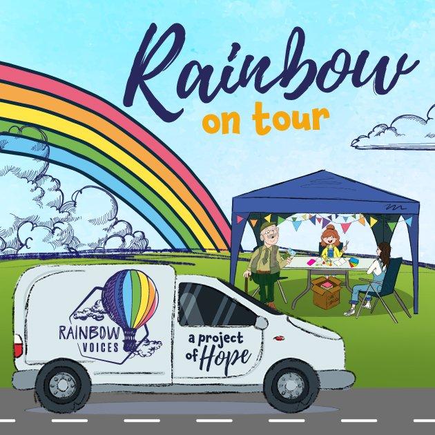 Rainbow on Tour