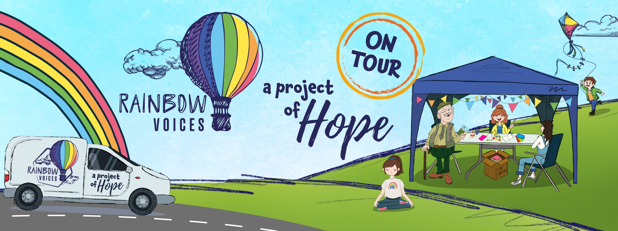 Rainbow Voices on Tour - A Project of Hope