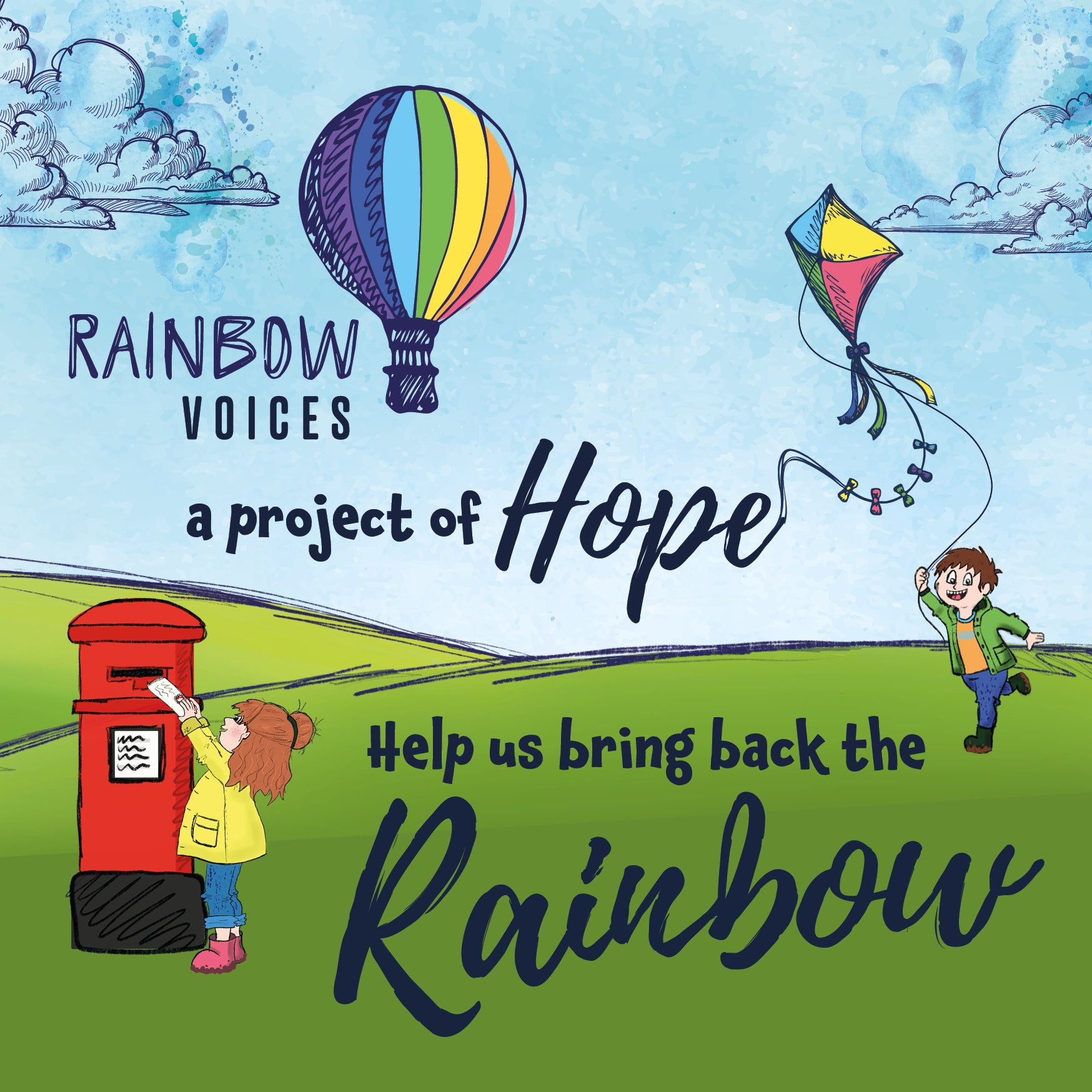 Rainbow Voices: A Project of Hope