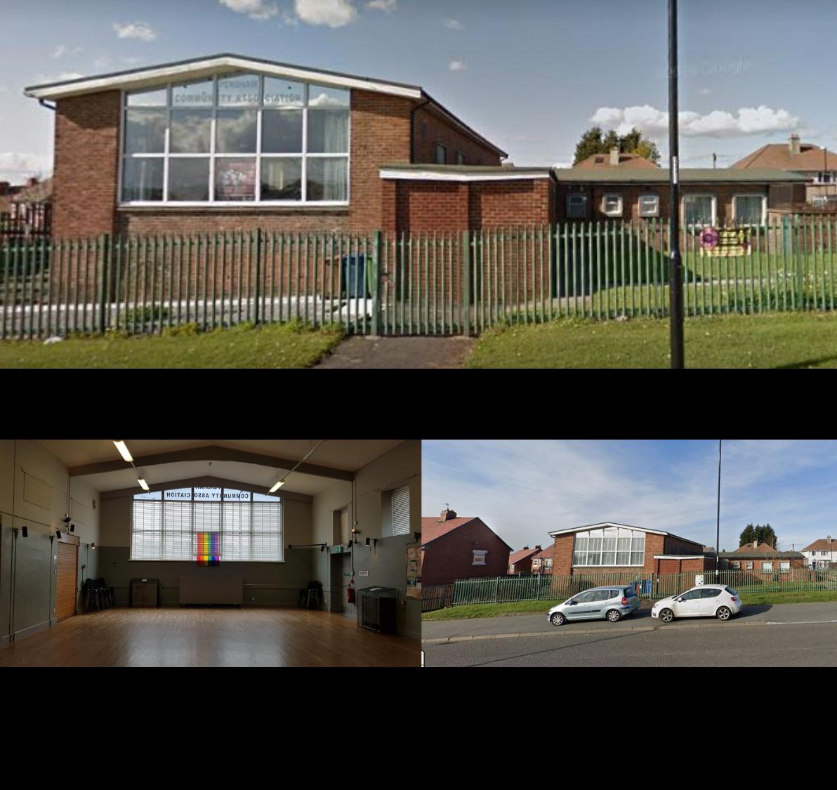 Penshaw Community Centre Informtion Sheet