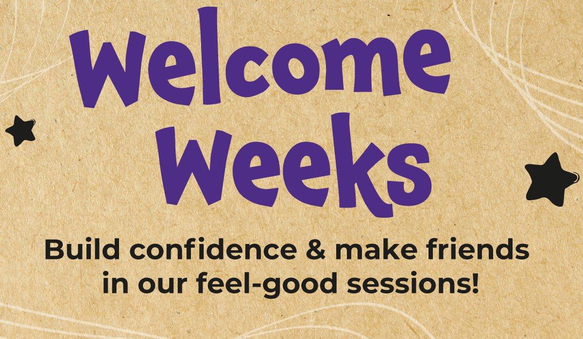 Welcome Weeks